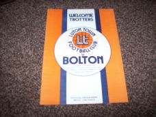 Luton Town v Bolton Wanderers, 1975/76